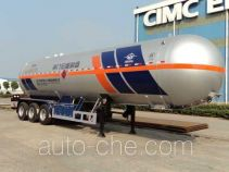 Hongtu HT9409GYQA6 liquefied gas tank trailer