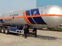Hongtu HT9409GYQA7 liquefied gas tank trailer