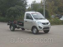 Hengtong HTC5036ZXXQ31D5 detachable body garbage truck