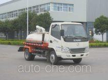 Hengtong HTC5040GXE28D4 suction truck