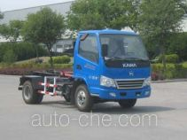 Hengtong HTC5040ZXX28D4 detachable body garbage truck