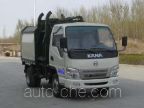 恒同牌HTC5040ZZZ28D4型自装卸式垃圾车