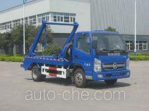 Hengtong HTC5072ZBS33D4 skip loader truck