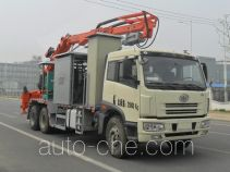 Great Wall HTF5253TMC coal sampling truck