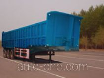 Great Wall HTF9340ZZX самосвальный полуприцеп