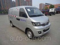 Hongtianniu HTN5020XXY box van truck