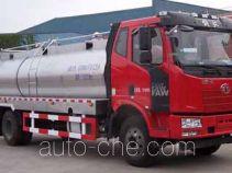 鸿天牛牌HTN5160GNY型鲜奶运输车