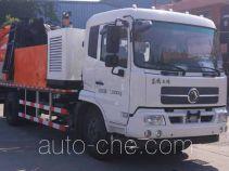 鸿天牛牌HTN5160TXB型沥青路面热再生修补车