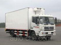 鸿天牛牌HTN5160XLC型冷藏车