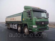 鸿天牛牌HTN5310GYY型运油车