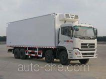 Hongtianniu HTN5310XLC refrigerated truck
