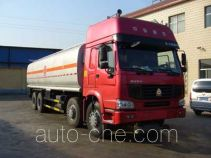 Hongtianniu HTN5311GYY oil tank truck