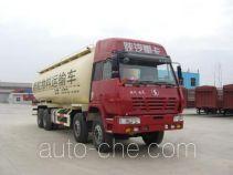 鸿天牛牌HTN5312GFL型粉粒物料运输车