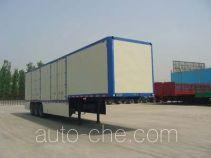 Hongtianniu HTN9400XXY box body van trailer