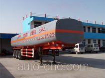 Hongtianniu HTN9401GYY oil tank trailer