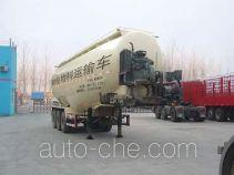 鸿天牛牌HTN9402GFL型粉粒物料运输半挂车