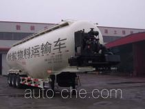 鸿天牛牌HTN9403GFL型粉粒物料运输半挂车