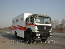 Huayou HTZ5120TBC control and monitoring vehicle