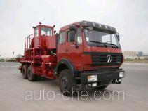 Huayou HTZ5200THS90 sand blender truck