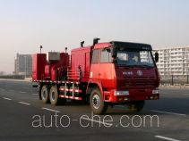 Huayou HTZ5210TYL70 fracturing truck