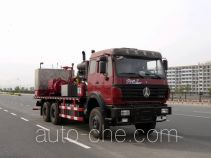 Huayou HTZ5220TYL70 fracturing truck
