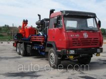 Huayou HTZ5250TFS70 oil well sanding-up preventing truck