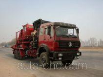 Huayou HTZ5250THS210 sand blender truck