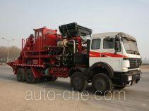 Huayou HTZ5270THS210 sand blender truck