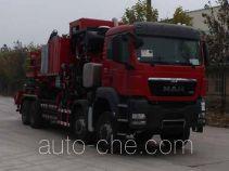 Huayou HTZ5290THS300 sand blender truck
