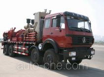 Huayou HTZ5310TYL140 fracturing truck