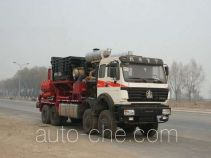 Huayou HTZ5310TYL225 fracturing truck