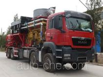 Huayou HTZ5420TYL250 fracturing truck