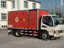 Yigong HWK5040XQY explosives transport truck