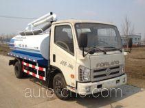 Yigong HWK5070GXW sewage suction truck
