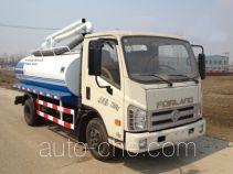 一工牌HWK5071GNY型鲜奶运输车