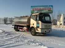 一工牌HWK5161GNY型鲜奶运输车