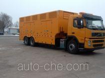 Yigong HWK5250XDY power supply truck