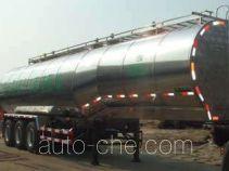 Yigong HWK9400GYS liquid food transport tank trailer