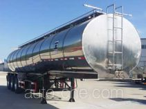 Yigong HWK9401GYS liquid food transport tank trailer