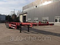 Wanxiang HWX9400TJZG container transport trailer