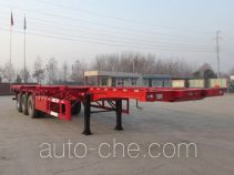 Wanxiang HWX9401TJZG container transport trailer
