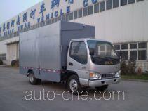 Bainiao HXC5040XWT2 mobile stage van truck