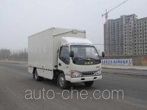 Bainiao HXC5041XWT2 mobile stage van truck