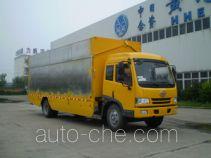 Bainiao HXC5120XWT1 mobile stage van truck