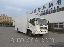 Bainiao HXC5120XWT2 mobile stage van truck
