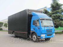 Bainiao HXC5122XWT2 mobile stage van truck
