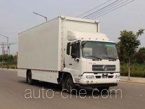 Bainiao HXC5122XWT5 mobile stage van truck