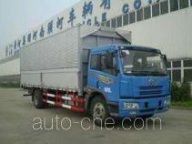 Bainiao HXC5163XYK wing van truck