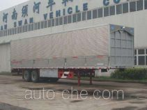 Bainiao HXC9230XYK wing van trailer
