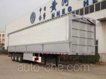 Bainiao HXC9401XYK wing van trailer